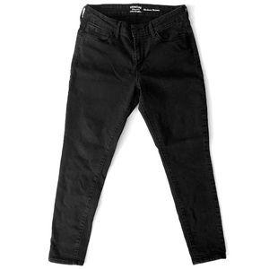 Levi's Black Modern Skinny Stretch Jeans